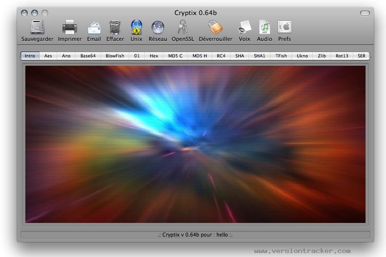 Cryptix 0.64