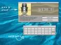 Voice keyboard & tutorial