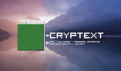 Cryptext 1.0.9